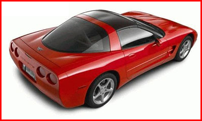 Corvette T Tops Replacements By Astro Thompson Roof Panels For Your