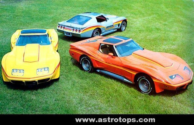 Astro Tops T Tops Corvette Glass Moonroofs Thompson